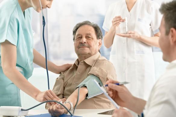 rehabilitáció magas vérnyomásért kórházban magas vérnyomás esetén igyon vizet