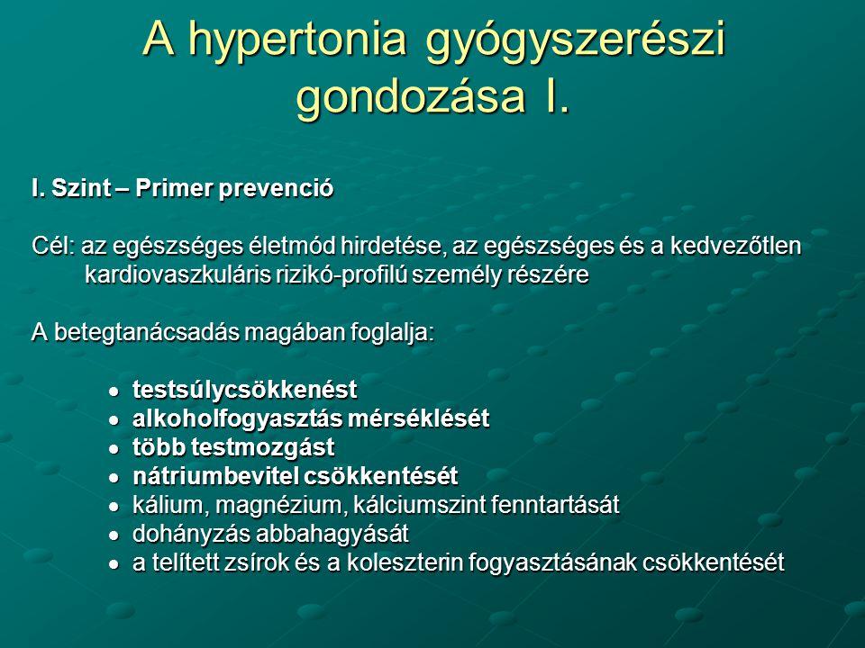 primer hipertónia az
