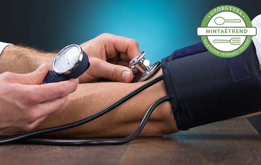 ASD 2-t szedve magas vérnyomás esetén magas vérnyomású bőrszín
