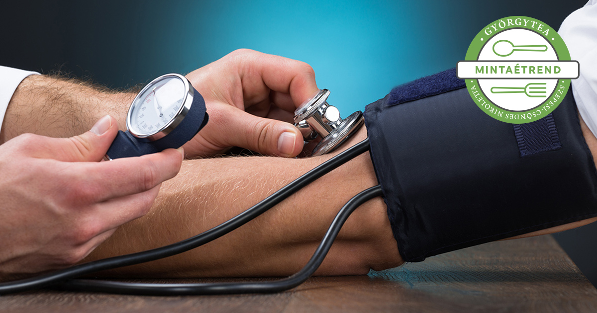 citoflavin alkalmazása magas vérnyomás esetén