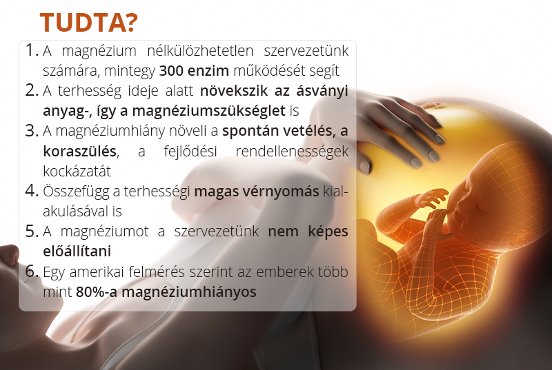 mire szolgál a magnézium magas vérnyomás esetén)