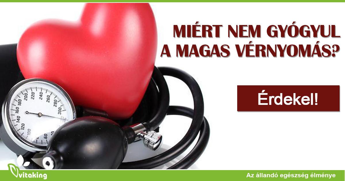 magas vérnyomás vitamin komplexek elsődleges magas vérnyomás