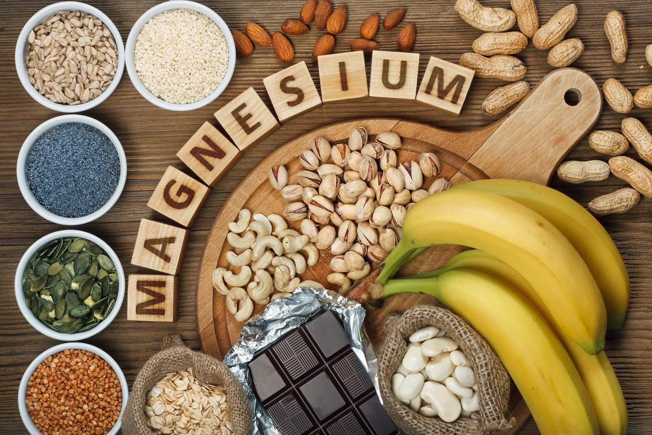 magnézia és magas vérnyomás