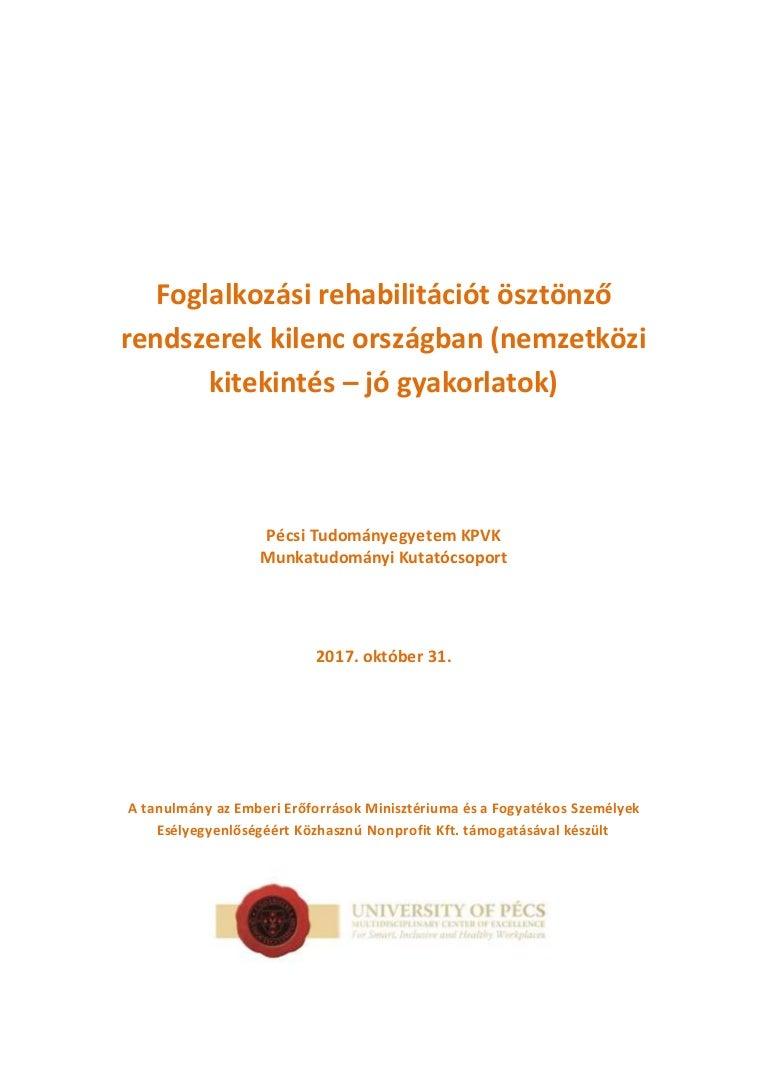 fogyatékosság megszerzése magas vérnyomás esetén)