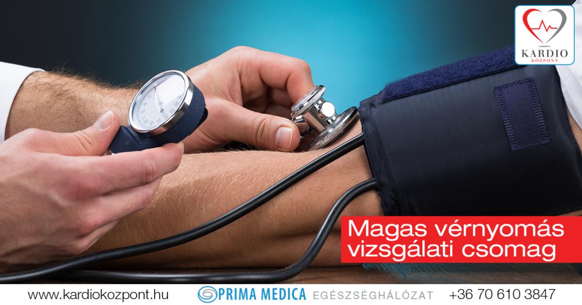 Sokan élnek magas vérnyomással Magyarországon