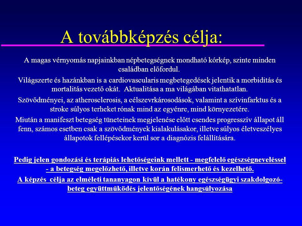 magas vérnyomás morbiditás)