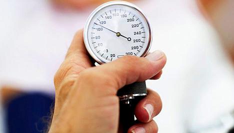 a magas vérnyomás kezelésének története