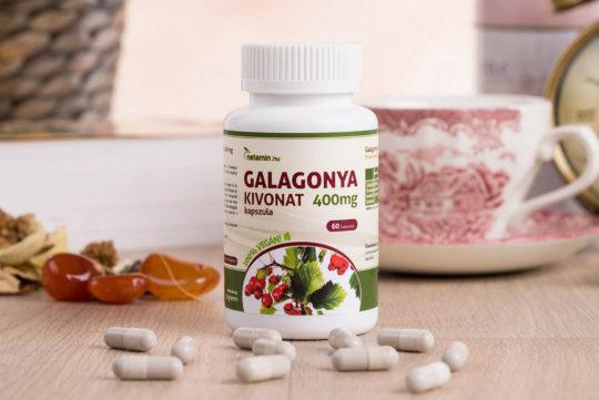 magas vérnyomás és galagonya gyógyszerek