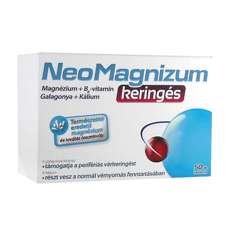 magas vérnyomás magnézium-kálium