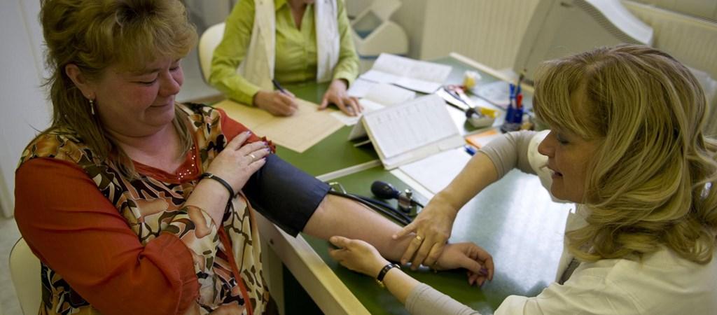 konferencia a magas vérnyomásról