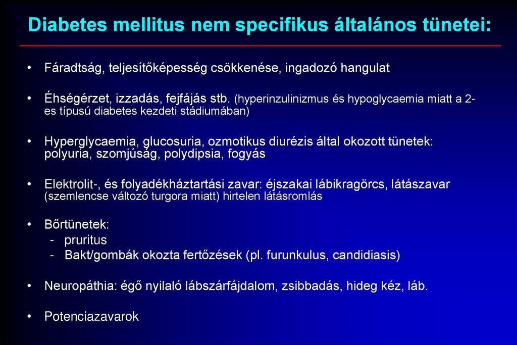 a magas vérnyomás okai diabetes mellitusban)