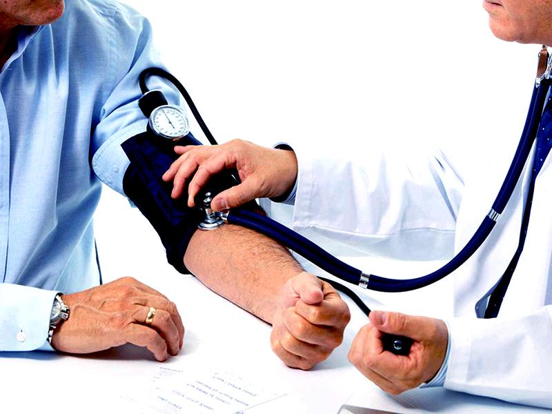 a magas vérnyomás első szakasza