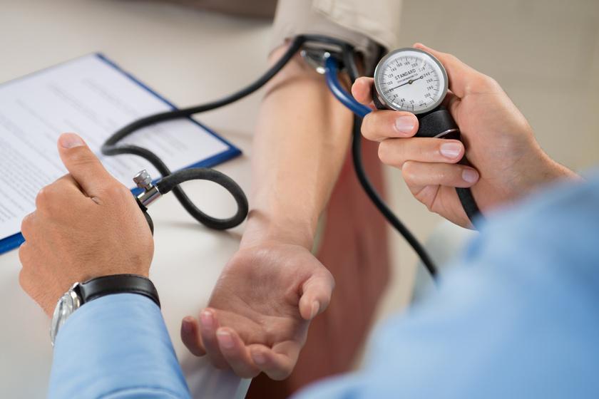 30 évig magas vérnyomásom van