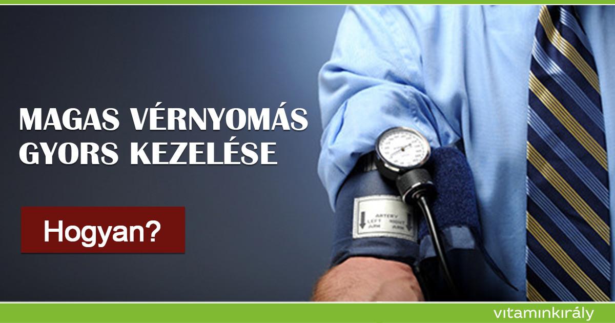 magas vérnyomás és hogyan kezelhető vele fotó