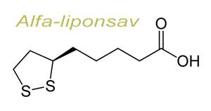 Stroke kockázat csökkentő az alfa-liponsav