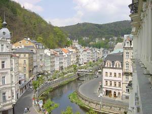 Karlovy Vary magas vérnyomás