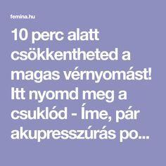 a magas vérnyomás témája)