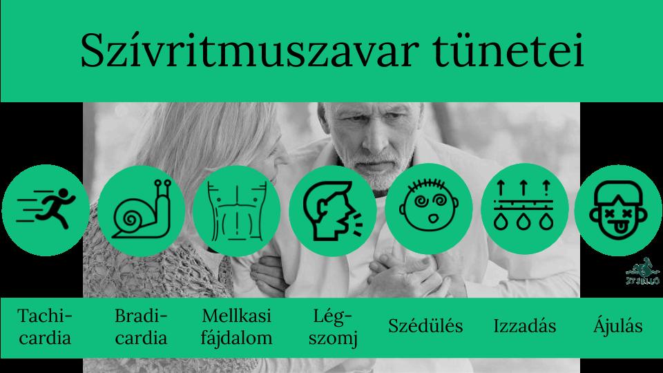 gyógyszerek magas vérnyomás szívritmuszavar)