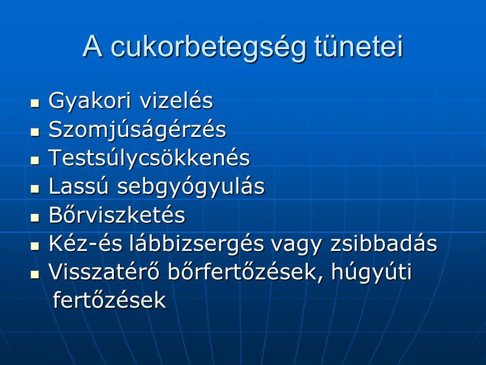 a hipertónia célszervei)