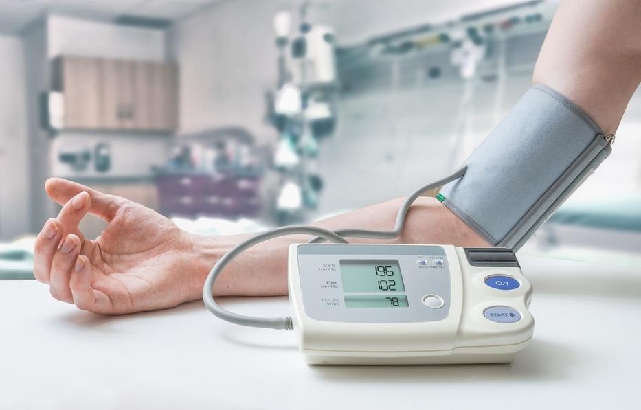 lábfürdő magas vérnyomás ellen