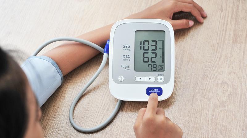 hogyan lehet meghatározni a magas vérnyomást a vd-ből