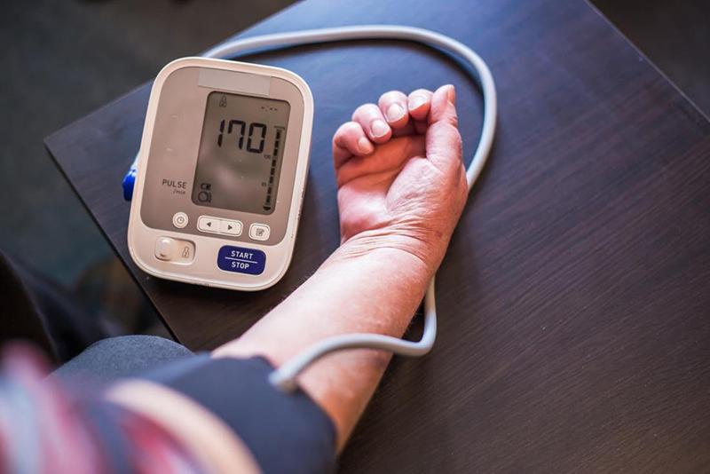 magas vérnyomással
