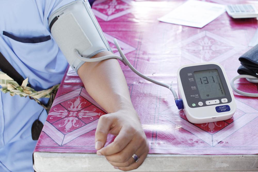 hogyan lehet meghatározni a magas vérnyomást a vd-ből)