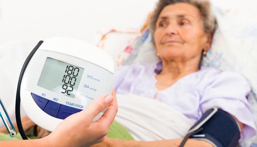 magas vérnyomásból származó demencia