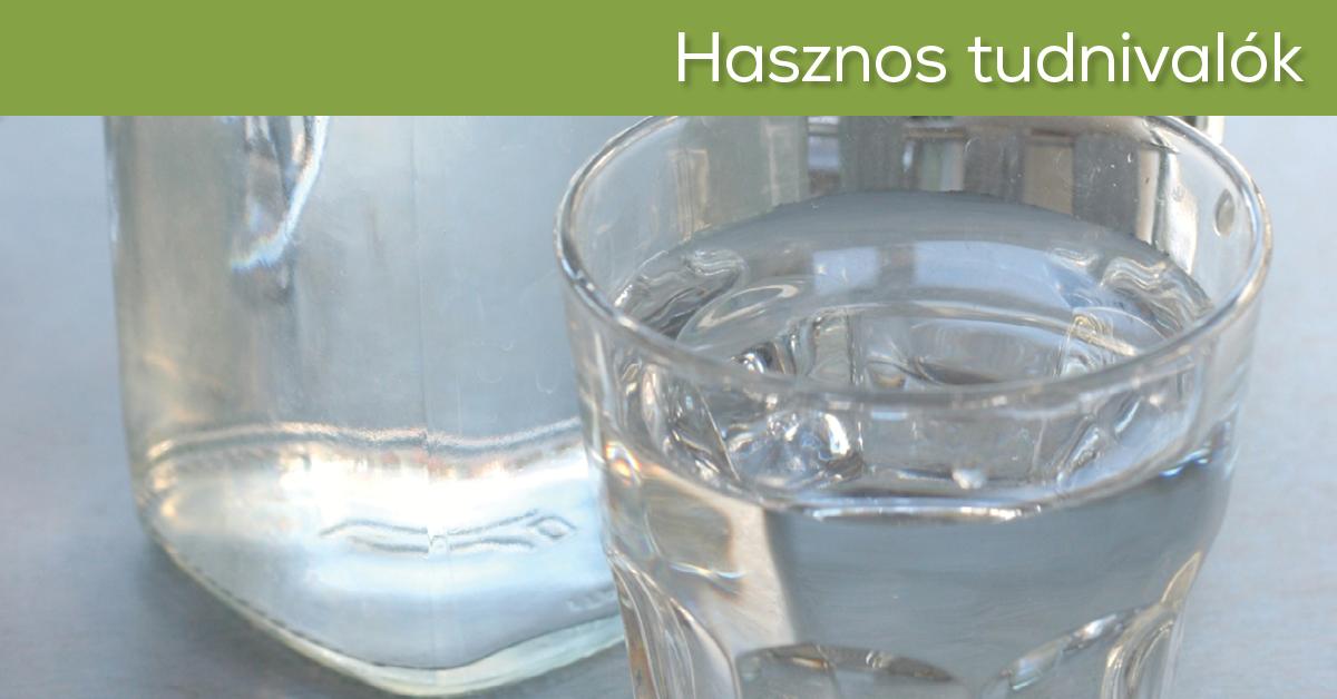 lehetséges-e sok vizet inni magas vérnyomás esetén mi okozza a krónikus magas vérnyomást