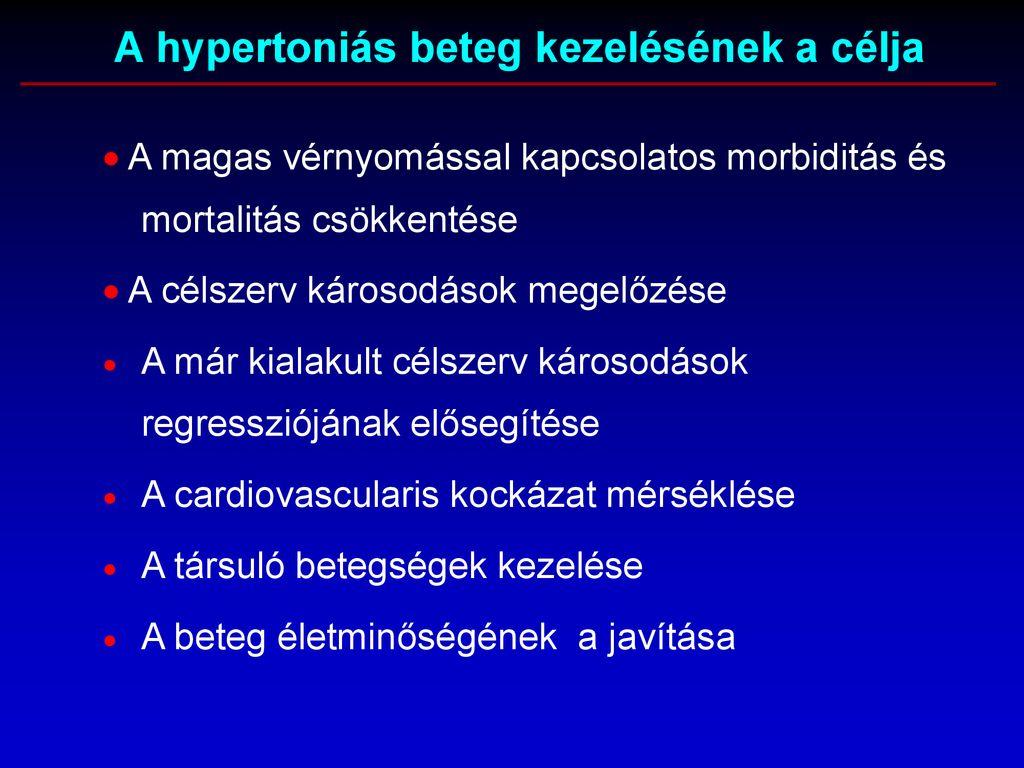 magas vérnyomás morbiditás ravel gyógyszer magas vérnyomás ellen