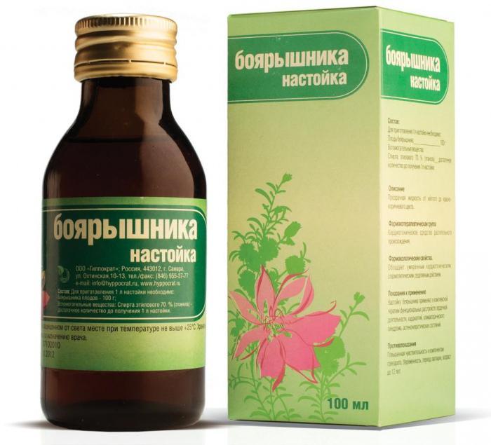 5 tinktúra a magas vérnyomásért recept)