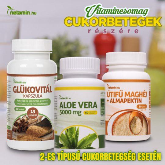 Diéta a 2. típusú cukorbetegség és a magas vérnyomás esetén