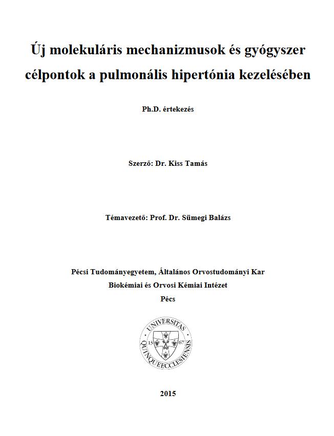 hipertónia célpontja)
