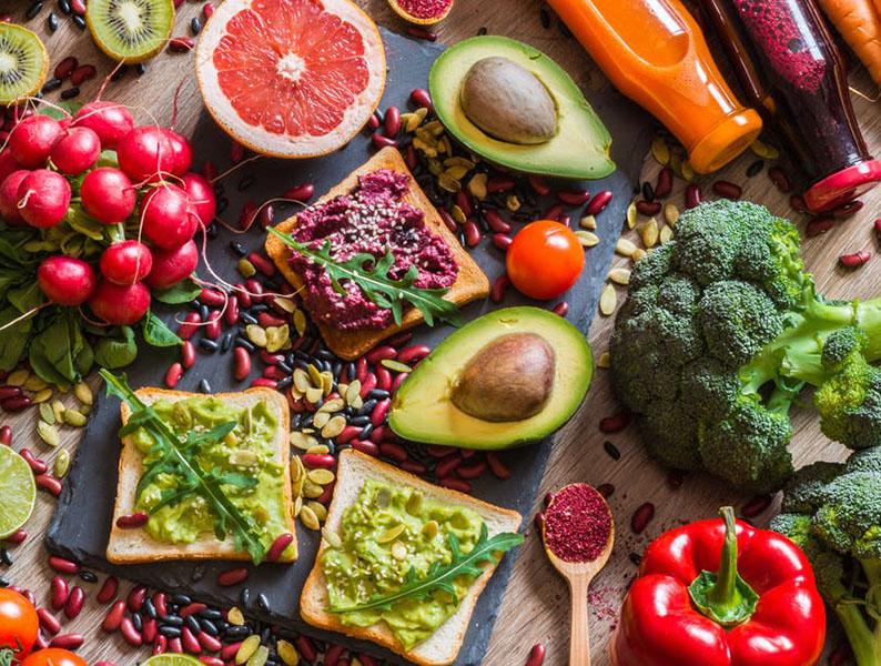vegetarianizmus magas vérnyomás