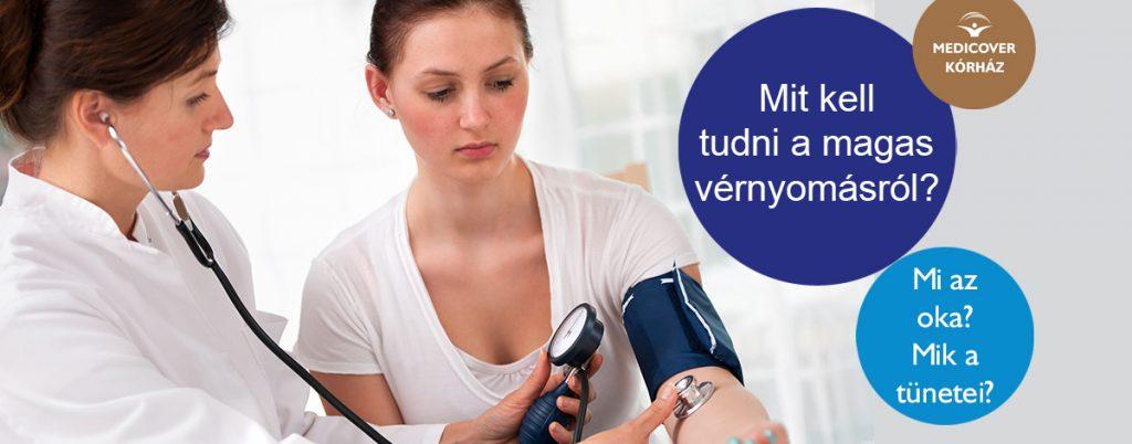 magas vérnyomás korai kezelése)