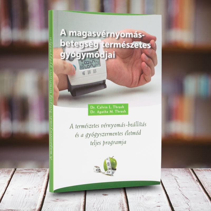 a magas vérnyomás könyv szerinti kezelése