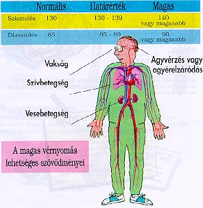 magas vérnyomás kérdőívek)