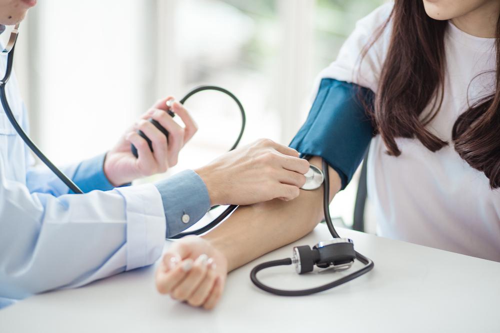 pontokat a magas vérnyomásból