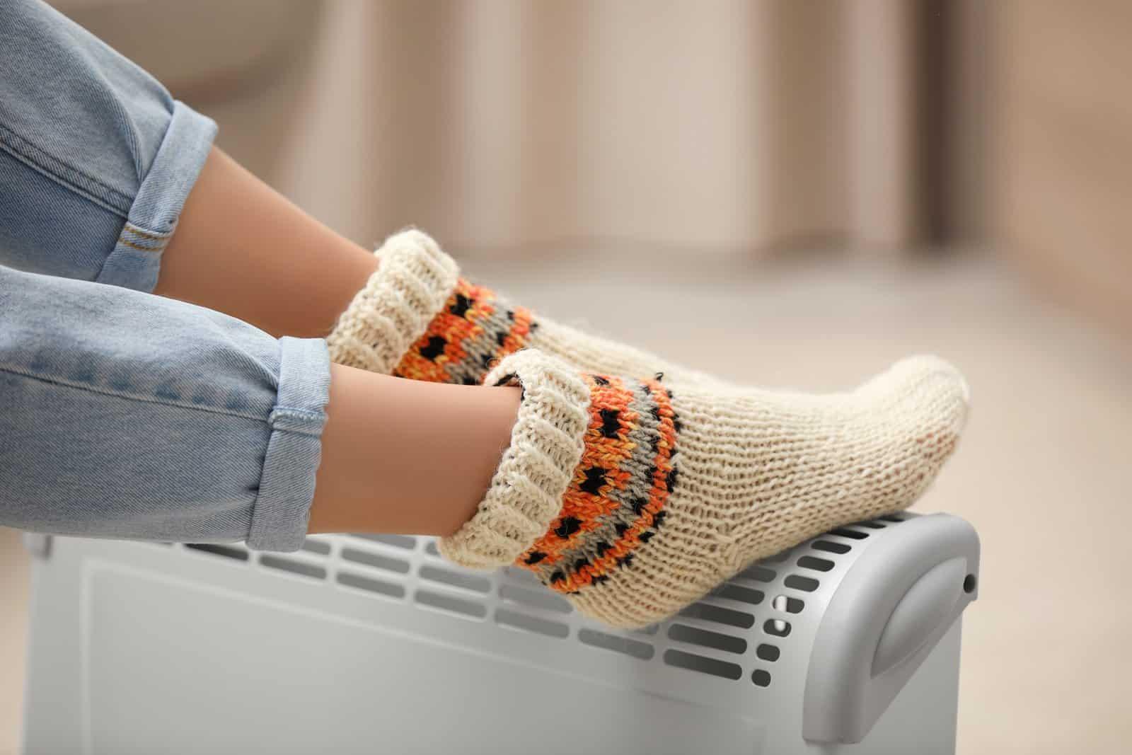 a lábak hidegek a magas vérnyomásban