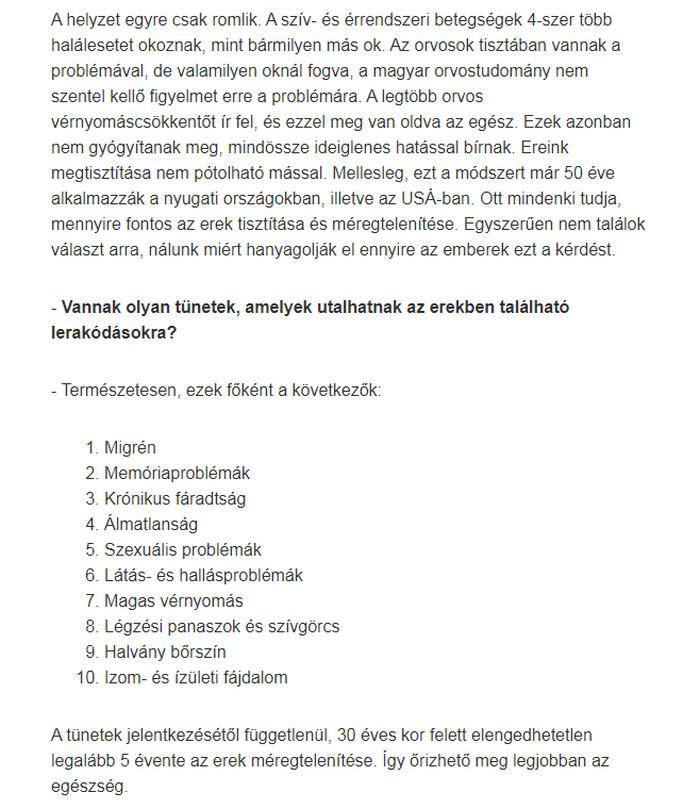 a hipertónia egészséges élő átadása)