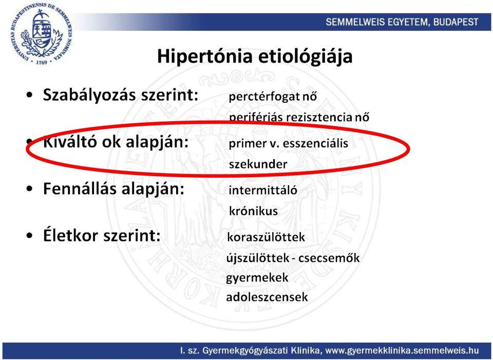 renovaszkuláris hipertónia mi)