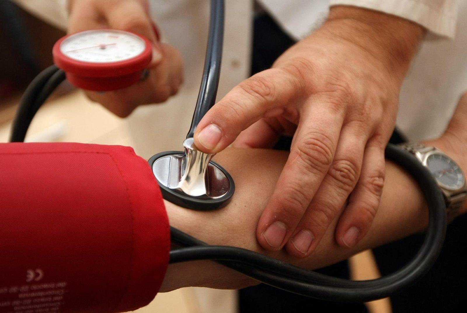 magas vérnyomás 1 fokos sport