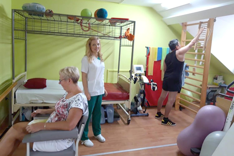Kardiológiai Rehabilitációs Osztály – Békés Megyei Központi Kórház