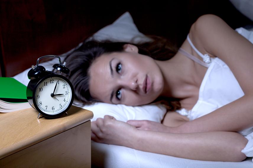 magas vérnyomás nem tud aludni