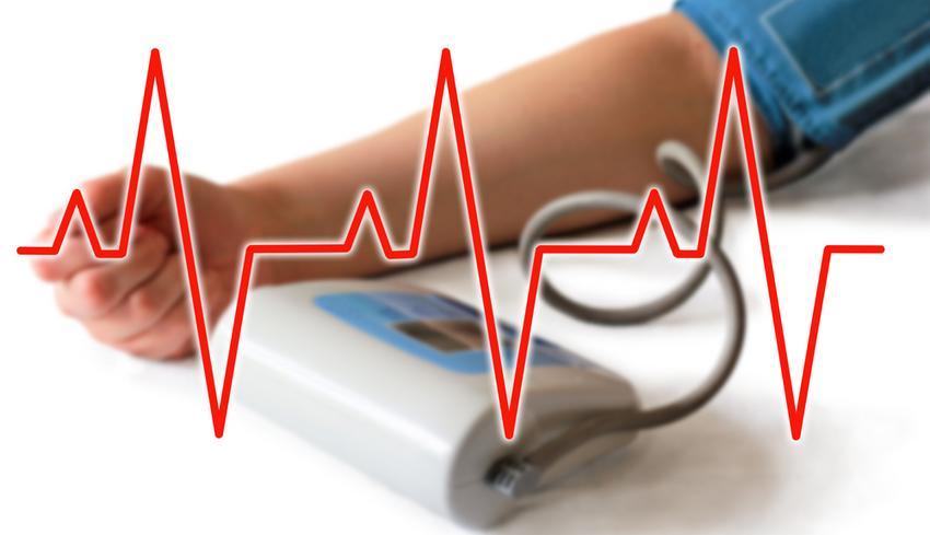 EKG a 3 fokozatú magas vérnyomás esetén