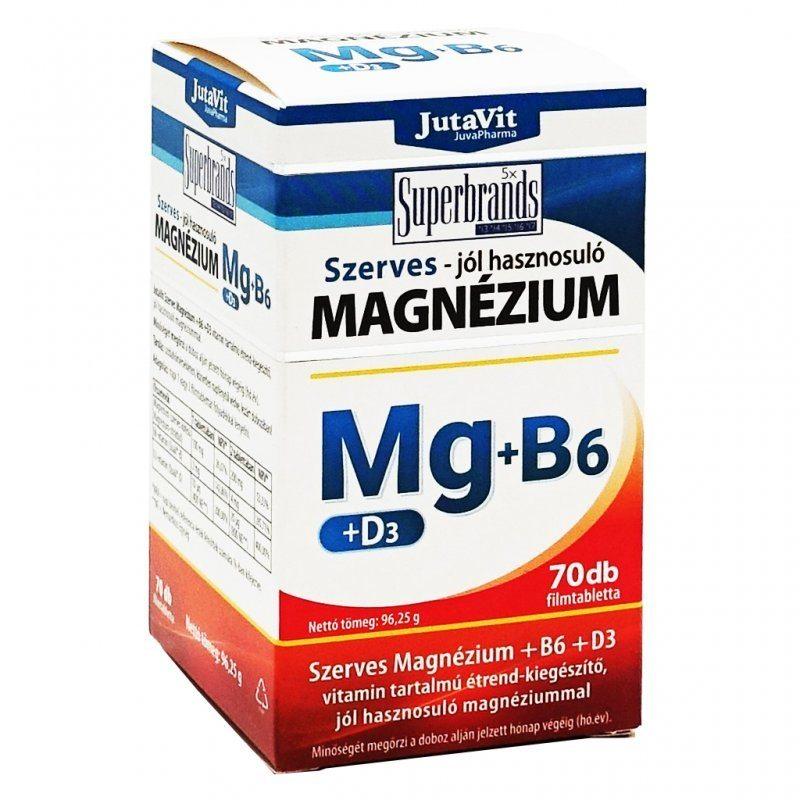 magnézium és b6 magas vérnyomás esetén CVD kockázat a magas vérnyomás táblázatban