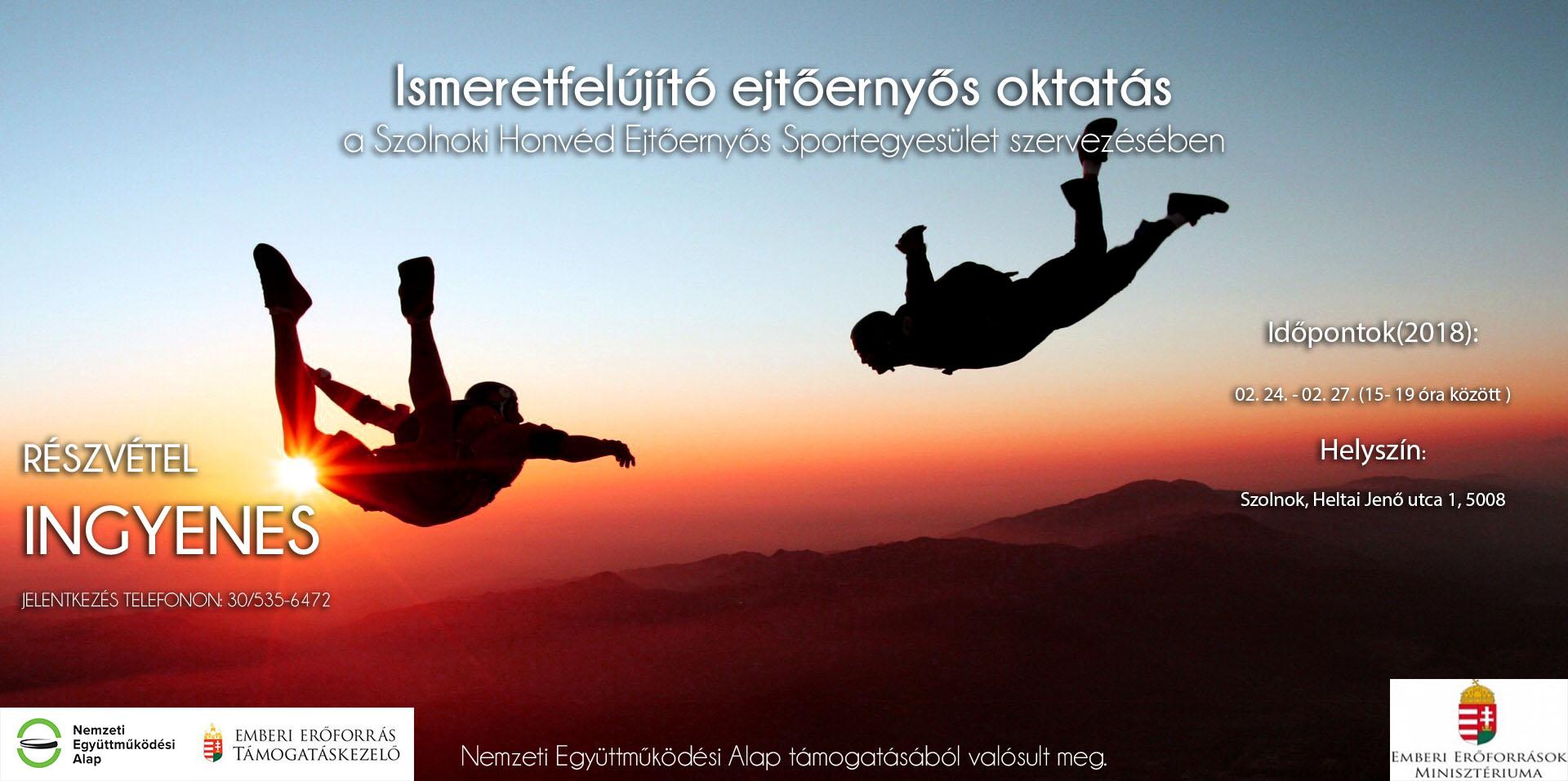 ejtőernyőzés és magas vérnyomás)