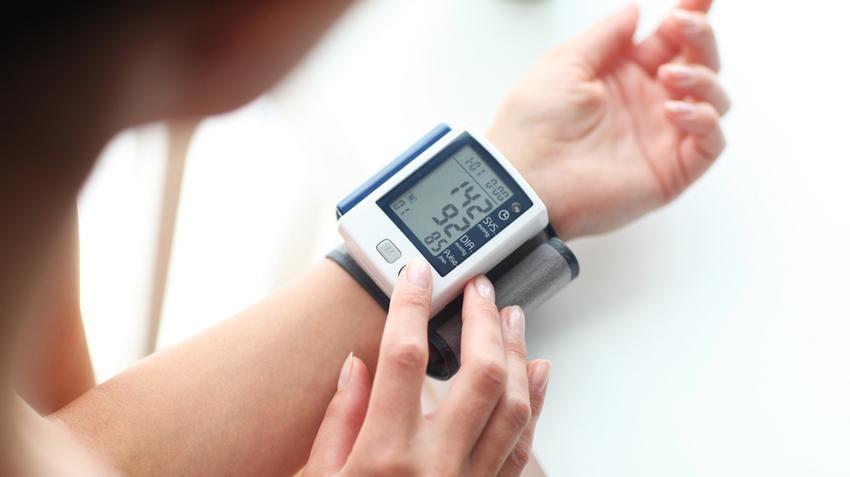 a magas vérnyomás megszabadult