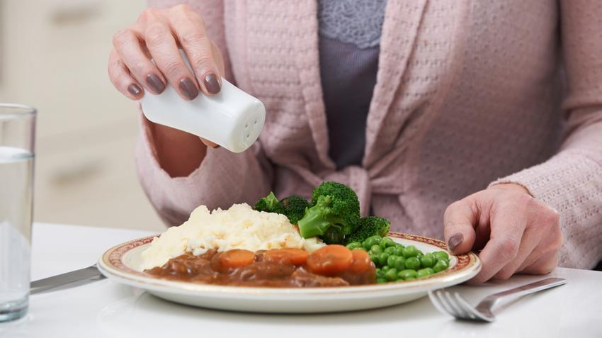 diéta a magas vérnyomásért naponta