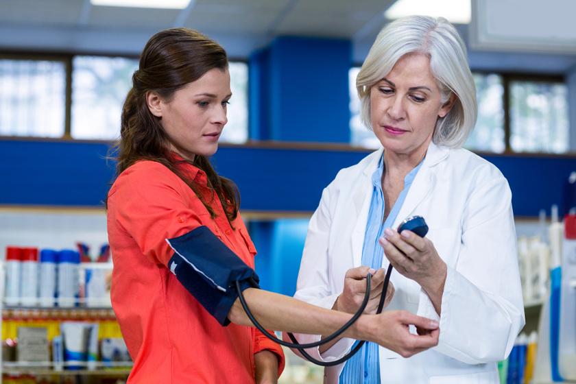 magas vérnyomás és gyógyszerészek gyógyszerek magas vérnyomásért használati utasítások